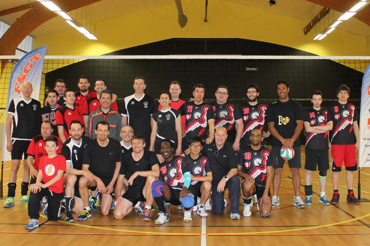 Fédérales Volleyball